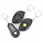 XYT-F02 Electronic Key Transmitter w/ Receivers Finder - Black (1 x 3 PCS)