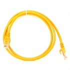 UNITEK Y-C809YE RJ45 Male to Male UTP Network Cable - Yellow (1m)