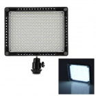 Universal 18W 5600K 2100lm 260-LED Video Light w/ Filters - Black (6 x AA)