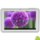 "KNC MD716 7"" IPS Quad Core Android 4.1.1 Tablet PC w/ 1GB RAM / 8GB ROM / HDMI - White"