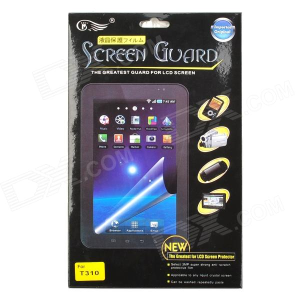 Protective PET Screen Protector Film Guard for Samsung Galaxy Tab 3 T310 8