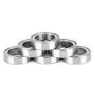 02138 1:10 RC Car Aluminium Alloy Bearing Spare Parts - Silver (6 PCS)