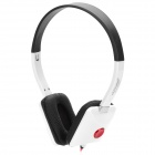 Ditmo DM-3400 Headband Stereo Headphone w/ 3.5mm Plug - Red + Black + White