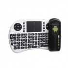 ESER UG007 Quad-Core Android 4.2 Google TV Player w / 2GB RAM / 8GB ROM + MWK08 Air Mouse Keyboard