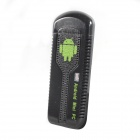 ESER UG007 Quad-Core Android 4.2 Google TV Player w / 2GB RAM / 8GB ROM / Bluetooth / HDMI - Schwarz