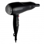POVOS PH9038I ABS 1875W 4-Mode Electric Hair Dryer Set - Black
