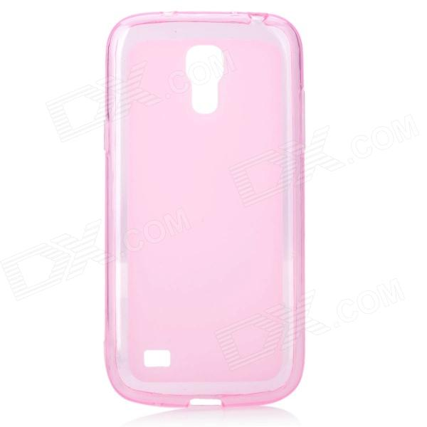 ENKAY Protective Soft TPU Back Case Cover for Samsung Galaxy S4 Mini / i9190 - Pink enkay protective soft tpu back case w stand for samsung galaxy s4 mini i9190 pink