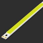 3W 300lm 6500K COB LED Cold White Light Rectangle Strip