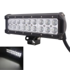 60' Flood Beam 54W 3780lm 18 x Cree XB-D Working Light Bar / Daytime Running Light / Off-Road Lamp