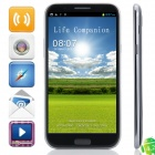 "N9599T MTK6589 Quad-Core Android 4.2.1 WCDMA Bar Phone w/ 5.7"" HD, 8GB ROM, Wi-Fi and GPS - Grey"