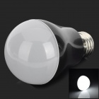 E27 5W 300lm 6500K 25-2835 SMD LED White Light Lamp Bulb (220V)