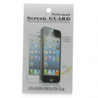 "Protective Clear Screen Protector Film Guard for Samsung Galaxy Mega 5.8"" i9150 - Transparent"