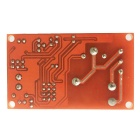 24V High / Low Level Trigger Time Delay Relay Module - Red + Blue