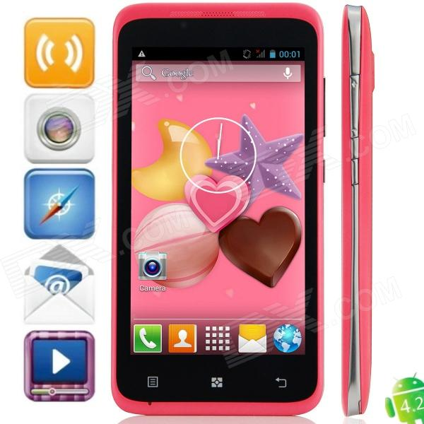 M Pai MP-s720 Dual Core MTK6572 Android 4.2.2 WCDMA Bar Phone w/ 4.5