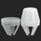 SRK R-288 Portable Universal PE Diffuser Shades for Flashlight - White