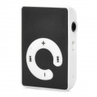 KD-MP3-31-HEISE MP3 Player w/ TF / Mini USB / 3.5mm Jack - White + Black