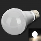 KID KLB-C5-E E27 5W 250lm 3500K COB LED Warm White Light Bulb - Silver