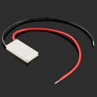 C0405-1530 Semiconductor Thermoelectric Peltier - White + Red + Black