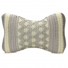 Vehicle Car Seat Flax Meryl Head Neck Rest Cushion Pillow