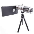 ESER--T14X 14X Telephoto Lens w/ TrIpod for Iphone 5 - Silver + Black