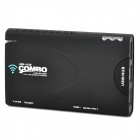 V-X5 3G / WiFi Combo Wireless Router / Repeater / USB Hub / Card Reader - Schwarz