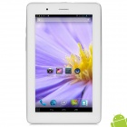 "KNC MD717 7 ""Dual Core Android 4.1.1 Tablet PC ж / 1GB RAM / ROM 8 Гб / 2 х SIM / GPS-модуль - белый"