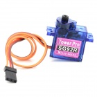 Tower Pro SG92R 9g Servo Gear with 2.5kg Torque - Transparent Blue