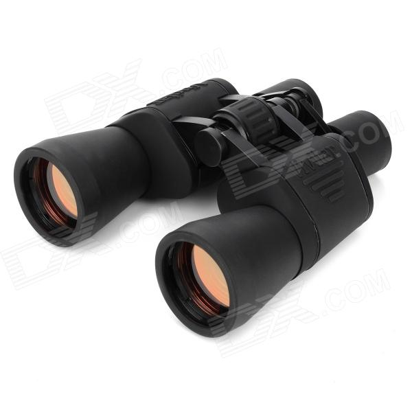 ESDY 3013 20 x 50 Magnification Wide Angle Clear Binoculars Telescope - Black