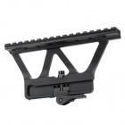 Quickly Disassemble Aluminum Alloy Side Rail for AK 20mm - Black