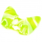 Stylish Colorful Silicone Case for Xbox 360 Controller - Green + White
