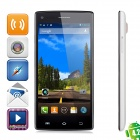 "ThL W11 Quad-Core Android 4.2 WCDMA Bar Phone w / 5 ""Bildschirm, Dual-13MP Kameras, ROM 16GB und Wi-Fi"