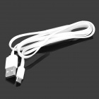 Micro USB Male to USB 2.0 Male Data Sync / Charging Cable for Samsung Galaxy S3 / S4 - White (90cm)