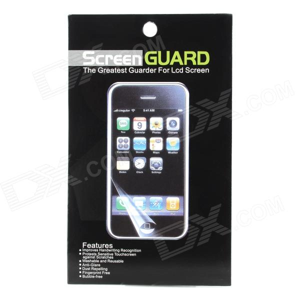 Protective Matte PET Screen Guard w/ Cleaning Cloth for Samsung Galaxy S4 Zoom / C1010 protective matte frosted screen protector film guard for nokia lumia 900 transparent