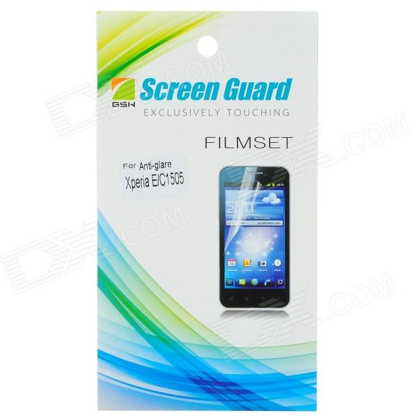 Professional PE Matte Screen Protector for Sony C1505