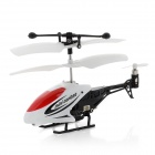 LH LH1210 3.5-Channel Android Smartphone / Iphone IR Remote Control Helicopter - Black + White - Red