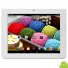 "Teclast A80s 8 ""Quad Core Android 4.2.2 Tablet PC ж / 1GB RAM / ROM 16 Гб / HDMI - серебро + белый"