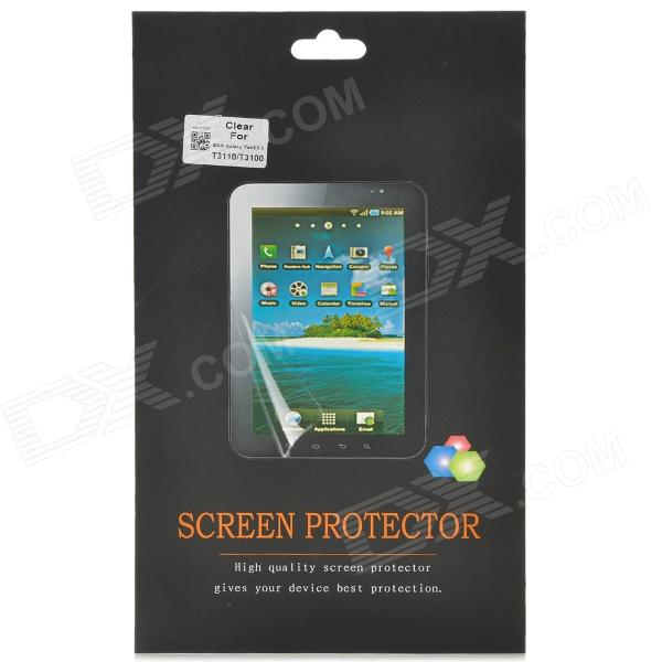 все цены на Protective Clear Screen Protector Film Guard for Samsung T3100 / T3110 / Galaxy Tab 3 - Transparent онлайн