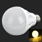 MT-7W-01-NBG 6.5W 180lm 3500K 15-3014 LED Warm White Light Bulb - White