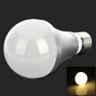 KID KLB-C7-E E27 420lm 3500K COB LED Warm White Light Bulb - Silver + White
