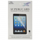 Protective Matte Frosted Screen Protector Film Guard for Samsung P3200 - Transparent