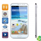 "Haipai edle H868 Quad-Core Android 4.2 WCDMA Bar Phone w / 6,0 ""HD IPS, GPS, Wi-Fi und 16 GB ROM"