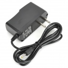 RCC Board 2.5 x 7mm 12V 1A Universal Power Adapter - Black (US Plug / 100~240V)