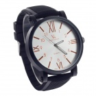 SuperSpeed V0182 Fashionable Stainless Steel Men's Quartz Analog Wrist Watch w/ Rome Digital Scale