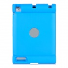 Protective Silicone Case for Ipad 2 / Ipad 3 / Ipad 4 - Blue