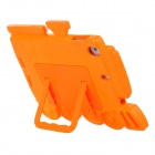 35045 Cute Train Style EVA Back Case for Ipad MINI - Orange