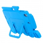 35044 Cute Train Style EVA Back Case for Ipad MINI - Blue
