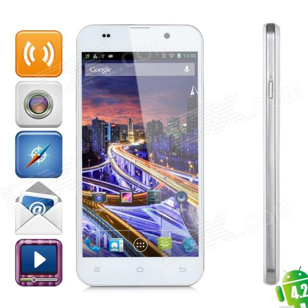 """ZOPO C2 Quad-Core Android 4.2 WCDMA Bar Phone w/ 5"""" FHD, Wi-Fi, GPS, ROM 16GB and 13MP Camera"""