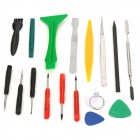 Multifuncional Desmonte Tool Set para Iphone / Ipod / Ipad 2/3 / Samsung