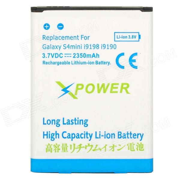 Replacement 2350mAh Battery for Samsung i9198 / i9190 - White