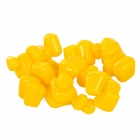Floating Simulation Corn Fishing Bait - Yellow